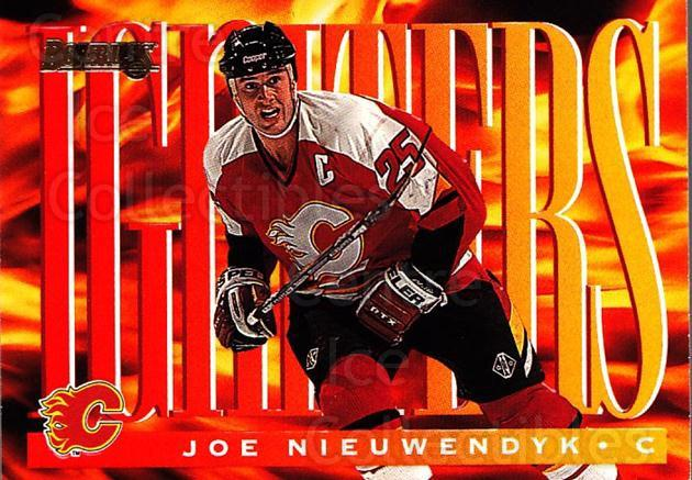 1995-96 Donruss Igniters #9 Joe Nieuwendyk<br/>2 In Stock - $10.00 each - <a href=https://centericecollectibles.foxycart.com/cart?name=1995-96%20Donruss%20Igniters%20%239%20Joe%20Nieuwendyk...&quantity_max=2&price=$10.00&code=39187 class=foxycart> Buy it now! </a>