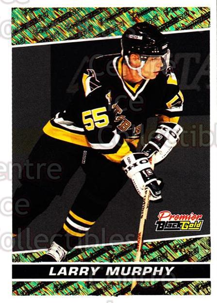 1993-94 Topps Premier Black Gold #23 Larry Murphy<br/>21 In Stock - $2.00 each - <a href=https://centericecollectibles.foxycart.com/cart?name=1993-94%20Topps%20Premier%20Black%20Gold%20%2323%20Larry%20Murphy...&quantity_max=21&price=$2.00&code=3920 class=foxycart> Buy it now! </a>