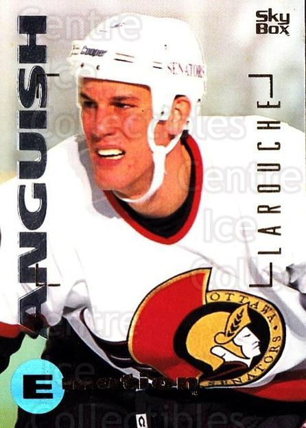1995-96 Emotion #125 Steve Larouche<br/>4 In Stock - $1.00 each - <a href=https://centericecollectibles.foxycart.com/cart?name=1995-96%20Emotion%20%23125%20Steve%20Larouche...&quantity_max=4&price=$1.00&code=39422 class=foxycart> Buy it now! </a>