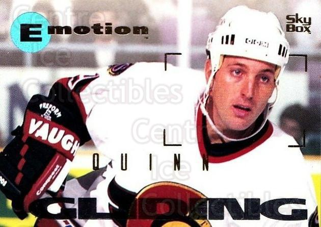 1995-96 Emotion #126 Dan Quinn<br/>5 In Stock - $1.00 each - <a href=https://centericecollectibles.foxycart.com/cart?name=1995-96%20Emotion%20%23126%20Dan%20Quinn...&quantity_max=5&price=$1.00&code=39423 class=foxycart> Buy it now! </a>