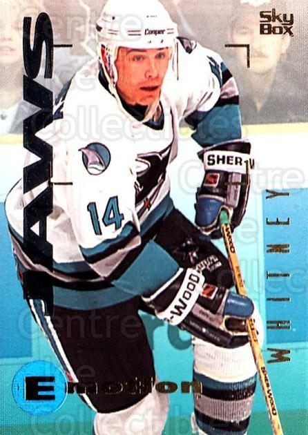 1995-96 Emotion #161 Ray Whitney<br/>6 In Stock - $1.00 each - <a href=https://centericecollectibles.foxycart.com/cart?name=1995-96%20Emotion%20%23161%20Ray%20Whitney...&quantity_max=6&price=$1.00&code=39458 class=foxycart> Buy it now! </a>
