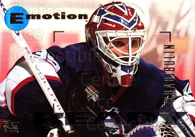 1995-96 Emotion #193 Nikolai Khabibulin<br/>4 In Stock - $1.00 each - <a href=https://centericecollectibles.foxycart.com/cart?name=1995-96%20Emotion%20%23193%20Nikolai%20Khabibu...&quantity_max=4&price=$1.00&code=39493 class=foxycart> Buy it now! </a>