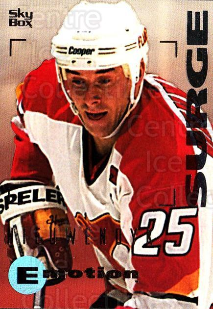 1995-96 Emotion #24 Joe Nieuwendyk<br/>6 In Stock - $1.00 each - <a href=https://centericecollectibles.foxycart.com/cart?name=1995-96%20Emotion%20%2324%20Joe%20Nieuwendyk...&quantity_max=6&price=$1.00&code=39506 class=foxycart> Buy it now! </a>