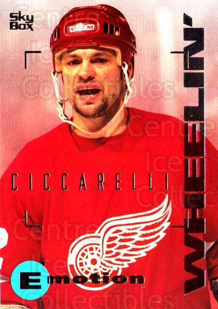 1995-96 Emotion #51 Dino Ciccarelli<br/>5 In Stock - $1.00 each - <a href=https://centericecollectibles.foxycart.com/cart?name=1995-96%20Emotion%20%2351%20Dino%20Ciccarelli...&quantity_max=5&price=$1.00&code=39533 class=foxycart> Buy it now! </a>