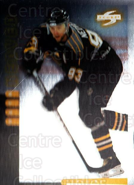 1997-98 Score Golden Blades #143 Petr Nedved<br/>4 In Stock - $2.00 each - <a href=https://centericecollectibles.foxycart.com/cart?name=1997-98%20Score%20Golden%20Blades%20%23143%20Petr%20Nedved...&quantity_max=4&price=$2.00&code=395749 class=foxycart> Buy it now! </a>