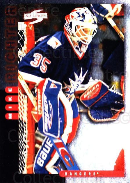 1997-98 Score Golden Blades #11 Mike Richter<br/>4 In Stock - $2.00 each - <a href=https://centericecollectibles.foxycart.com/cart?name=1997-98%20Score%20Golden%20Blades%20%2311%20Mike%20Richter...&quantity_max=4&price=$2.00&code=395760 class=foxycart> Buy it now! </a>