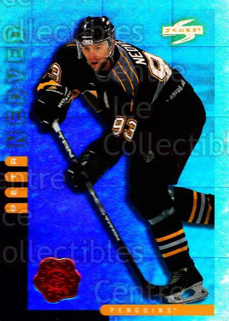 1997-98 Score Artists Proof #143 Petr Nedved<br/>2 In Stock - $3.00 each - <a href=https://centericecollectibles.foxycart.com/cart?name=1997-98%20Score%20Artists%20Proof%20%23143%20Petr%20Nedved...&quantity_max=2&price=$3.00&code=395965 class=foxycart> Buy it now! </a>
