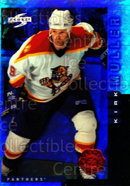 1997-98 Score Artists Proof #105 Kirk Muller<br/>3 In Stock - $3.00 each - <a href=https://centericecollectibles.foxycart.com/cart?name=1997-98%20Score%20Artists%20Proof%20%23105%20Kirk%20Muller...&quantity_max=3&price=$3.00&code=395995 class=foxycart> Buy it now! </a>