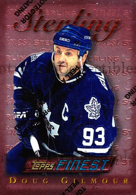 1995-96 Finest #170 Doug Gilmour<br/>4 In Stock - $1.00 each - <a href=https://centericecollectibles.foxycart.com/cart?name=1995-96%20Finest%20%23170%20Doug%20Gilmour...&quantity_max=4&price=$1.00&code=39675 class=foxycart> Buy it now! </a>