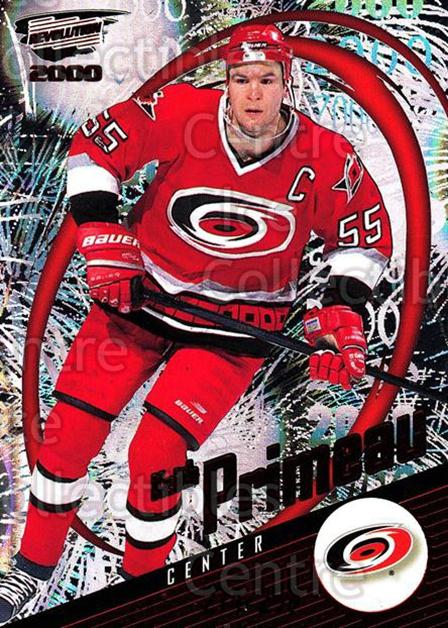 1999-00 Revolution Red #30 Keith Primeau<br/>1 In Stock - $3.00 each - <a href=https://centericecollectibles.foxycart.com/cart?name=1999-00%20Revolution%20Red%20%2330%20Keith%20Primeau...&quantity_max=1&price=$3.00&code=400793 class=foxycart> Buy it now! </a>