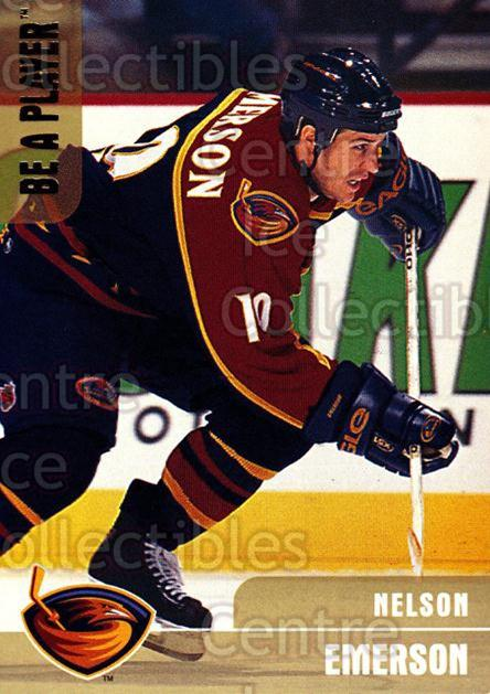 1999-00 BAP Memorabilia Gold #249 Nelson Emerson<br/>1 In Stock - $5.00 each - <a href=https://centericecollectibles.foxycart.com/cart?name=1999-00%20BAP%20Memorabilia%20Gold%20%23249%20Nelson%20Emerson...&quantity_max=1&price=$5.00&code=401894 class=foxycart> Buy it now! </a>