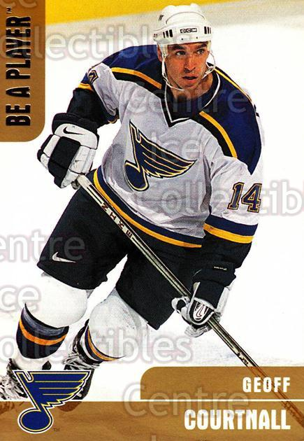 1999-00 BAP Memorabilia Gold #183 Geoff Courtnall<br/>2 In Stock - $5.00 each - <a href=https://centericecollectibles.foxycart.com/cart?name=1999-00%20BAP%20Memorabilia%20Gold%20%23183%20Geoff%20Courtnall...&quantity_max=2&price=$5.00&code=402175 class=foxycart> Buy it now! </a>