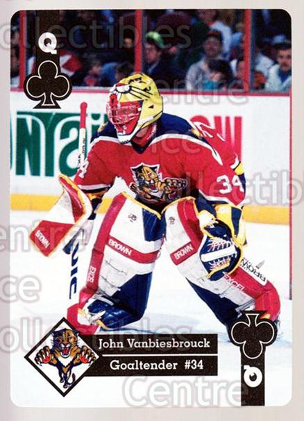 1995-96 Hoyle Eastern Playing Card #25 John Vanbiesbrouck<br/>8 In Stock - $2.00 each - <a href=https://centericecollectibles.foxycart.com/cart?name=1995-96%20Hoyle%20Eastern%20Playing%20Card%20%2325%20John%20Vanbiesbro...&quantity_max=8&price=$2.00&code=40265 class=foxycart> Buy it now! </a>