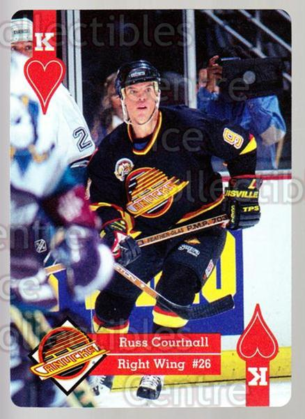1995-96 Hoyle Western Playing Card #13 Russ Courtnall<br/>5 In Stock - $2.00 each - <a href=https://centericecollectibles.foxycart.com/cart?name=1995-96%20Hoyle%20Western%20Playing%20Card%20%2313%20Russ%20Courtnall...&quantity_max=5&price=$2.00&code=40302 class=foxycart> Buy it now! </a>