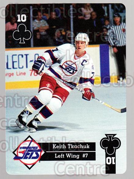1995-96 Hoyle Western Playing Card #23 Keith Tkachuk<br/>3 In Stock - $2.00 each - <a href=https://centericecollectibles.foxycart.com/cart?name=1995-96%20Hoyle%20Western%20Playing%20Card%20%2323%20Keith%20Tkachuk...&quantity_max=3&price=$2.00&code=40311 class=foxycart> Buy it now! </a>