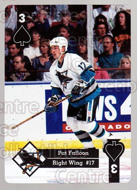 1995-96 Hoyle Western Playing Card #29 Pat Falloon<br/>7 In Stock - $2.00 each - <a href=https://centericecollectibles.foxycart.com/cart?name=1995-96%20Hoyle%20Western%20Playing%20Card%20%2329%20Pat%20Falloon...&quantity_max=7&price=$2.00&code=40315 class=foxycart> Buy it now! </a>