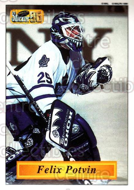 1995-96 Imperial Stickers #120 Felix Potvin<br/>2 In Stock - $2.00 each - <a href=https://centericecollectibles.foxycart.com/cart?name=1995-96%20Imperial%20Stickers%20%23120%20Felix%20Potvin...&quantity_max=2&price=$2.00&code=40383 class=foxycart> Buy it now! </a>