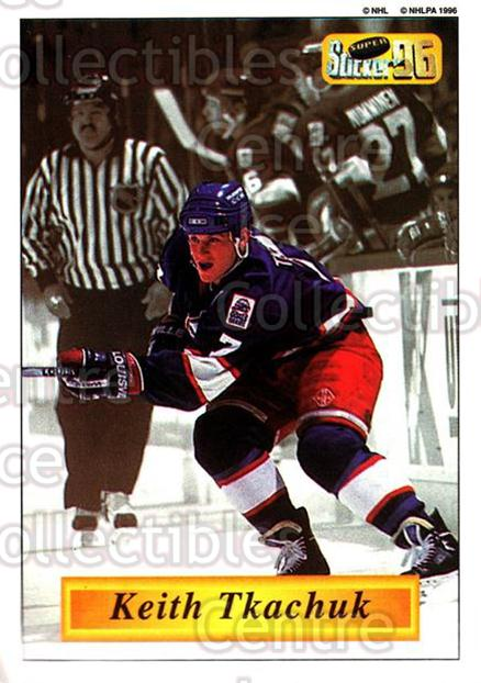 1995-96 Imperial Stickers #136 Keith Tkachuk<br/>4 In Stock - $2.00 each - <a href=https://centericecollectibles.foxycart.com/cart?name=1995-96%20Imperial%20Stickers%20%23136%20Keith%20Tkachuk...&quantity_max=4&price=$2.00&code=40398 class=foxycart> Buy it now! </a>