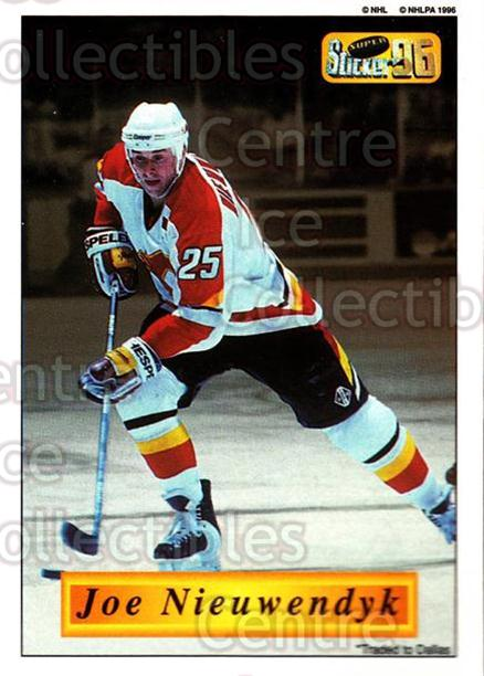 1995-96 Imperial Stickers #18 Joe Nieuwendyk<br/>5 In Stock - $2.00 each - <a href=https://centericecollectibles.foxycart.com/cart?name=1995-96%20Imperial%20Stickers%20%2318%20Joe%20Nieuwendyk...&quantity_max=5&price=$2.00&code=40403 class=foxycart> Buy it now! </a>