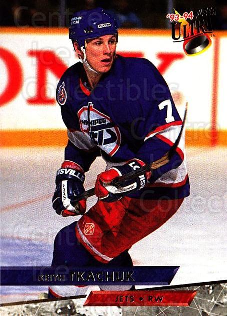 1993-94 Ultra #111 Keith Tkachuk<br/>5 In Stock - $1.00 each - <a href=https://centericecollectibles.foxycart.com/cart?name=1993-94%20Ultra%20%23111%20Keith%20Tkachuk...&quantity_max=5&price=$1.00&code=4040 class=foxycart> Buy it now! </a>
