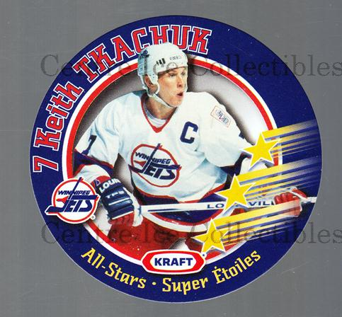 1995-96 Kraft Disc #12 Keith Tkachuk<br/>8 In Stock - $2.00 each - <a href=https://centericecollectibles.foxycart.com/cart?name=1995-96%20Kraft%20Disc%20%2312%20Keith%20Tkachuk...&quantity_max=8&price=$2.00&code=40540 class=foxycart> Buy it now! </a>