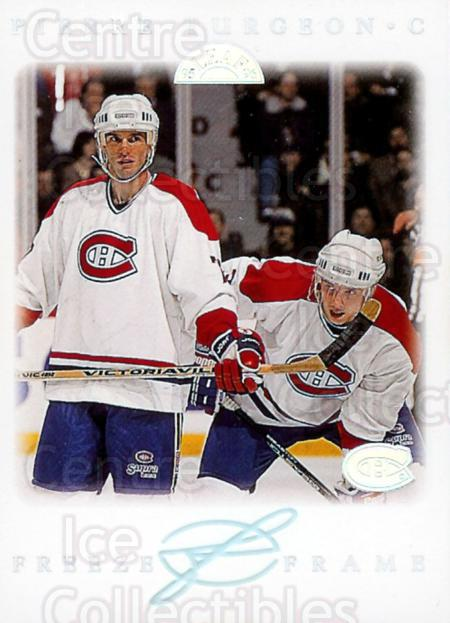 1995-96 Leaf Freeze Frame #2 Pierre Turgeon<br/>3 In Stock - $5.00 each - <a href=https://centericecollectibles.foxycart.com/cart?name=1995-96%20Leaf%20Freeze%20Frame%20%232%20Pierre%20Turgeon...&price=$5.00&code=40596 class=foxycart> Buy it now! </a>
