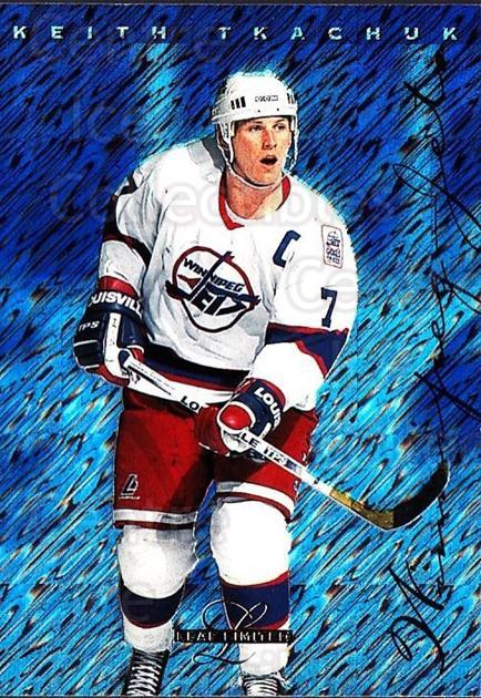 1995-96 Leaf Limited #57 Keith Tkachuk<br/>8 In Stock - $1.00 each - <a href=https://centericecollectibles.foxycart.com/cart?name=1995-96%20Leaf%20Limited%20%2357%20Keith%20Tkachuk...&quantity_max=8&price=$1.00&code=40675 class=foxycart> Buy it now! </a>