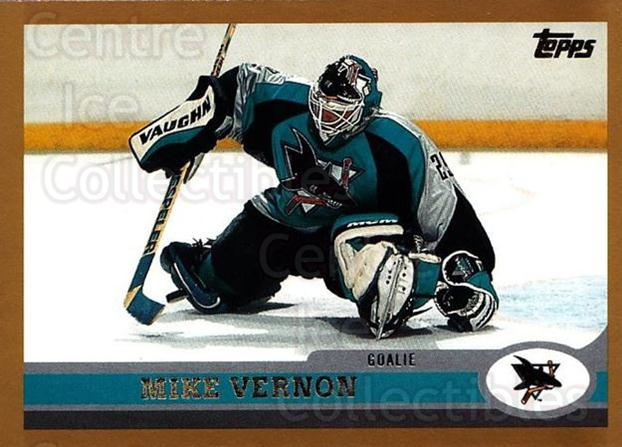 1999-00 Topps #159 Mike Vernon<br/>1 In Stock - $1.00 each - <a href=https://centericecollectibles.foxycart.com/cart?name=1999-00%20Topps%20%23159%20Mike%20Vernon...&quantity_max=1&price=$1.00&code=407435 class=foxycart> Buy it now! </a>