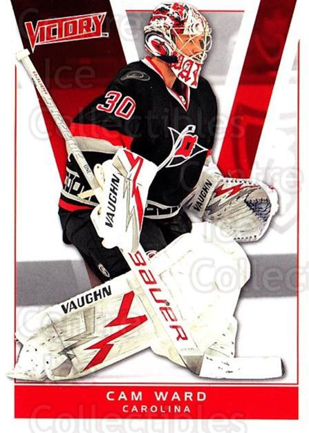 2010-11 UD Victory #30 Cam Ward<br/>4 In Stock - $1.00 each - <a href=https://centericecollectibles.foxycart.com/cart?name=2010-11%20UD%20Victory%20%2330%20Cam%20Ward...&price=$1.00&code=407513 class=foxycart> Buy it now! </a>
