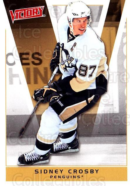 2010-11 UD Victory #152 Sidney Crosby<br/>1 In Stock - $3.00 each - <a href=https://centericecollectibles.foxycart.com/cart?name=2010-11%20UD%20Victory%20%23152%20Sidney%20Crosby...&quantity_max=1&price=$3.00&code=407635 class=foxycart> Buy it now! </a>
