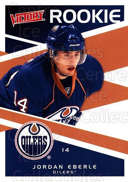 2010-11 UD Victory #349 Jordan Eberle<br/>3 In Stock - $3.00 each - <a href=https://centericecollectibles.foxycart.com/cart?name=2010-11%20UD%20Victory%20%23349%20Jordan%20Eberle...&quantity_max=3&price=$3.00&code=407832 class=foxycart> Buy it now! </a>