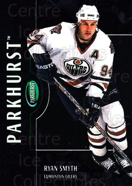 2002-03 Parkhurst Silver #80 Ryan Smyth<br/>1 In Stock - $5.00 each - <a href=https://centericecollectibles.foxycart.com/cart?name=2002-03%20Parkhurst%20Silver%20%2380%20Ryan%20Smyth...&quantity_max=1&price=$5.00&code=408792 class=foxycart> Buy it now! </a>