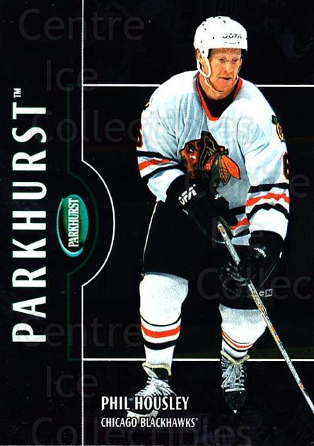 2002-03 Parkhurst Silver #135 Phil Housley<br/>1 In Stock - $5.00 each - <a href=https://centericecollectibles.foxycart.com/cart?name=2002-03%20Parkhurst%20Silver%20%23135%20Phil%20Housley...&quantity_max=1&price=$5.00&code=408884 class=foxycart> Buy it now! </a>