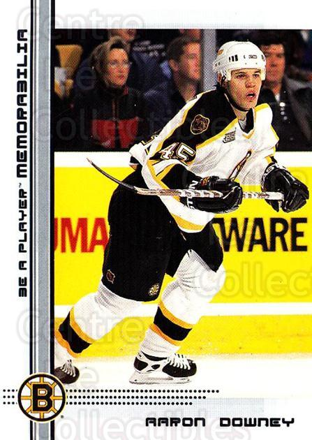 2000-01 BAP Memorabilia #230 Aaron Downey<br/>1 In Stock - $1.00 each - <a href=https://centericecollectibles.foxycart.com/cart?name=2000-01%20BAP%20Memorabilia%20%23230%20Aaron%20Downey...&quantity_max=1&price=$1.00&code=409602 class=foxycart> Buy it now! </a>