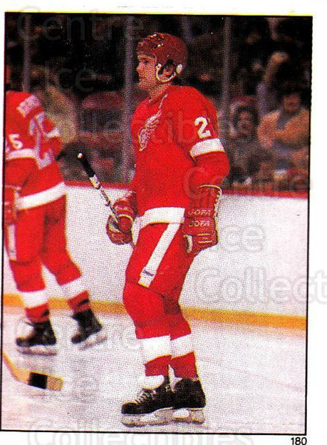 1982-83 O-Pee-Chee Stickers #180 Reed Larson<br/>4 In Stock - $2.00 each - <a href=https://centericecollectibles.foxycart.com/cart?name=1982-83%20O-Pee-Chee%20Stickers%20%23180%20Reed%20Larson...&quantity_max=4&price=$2.00&code=40 class=foxycart> Buy it now! </a>