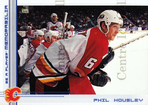 2000-01 BAP Memorabilia Sapphire #203 Phil Housley<br/>2 In Stock - $5.00 each - <a href=https://centericecollectibles.foxycart.com/cart?name=2000-01%20BAP%20Memorabilia%20Sapphire%20%23203%20Phil%20Housley...&quantity_max=2&price=$5.00&code=410315 class=foxycart> Buy it now! </a>