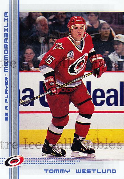 2000-01 BAP Memorabilia Sapphire #371 Tommy Westlund<br/>1 In Stock - $5.00 each - <a href=https://centericecollectibles.foxycart.com/cart?name=2000-01%20BAP%20Memorabilia%20Sapphire%20%23371%20Tommy%20Westlund...&quantity_max=1&price=$5.00&code=410471 class=foxycart> Buy it now! </a>