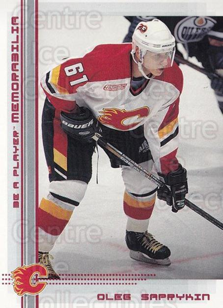 2000-01 BAP Memorabilia Ruby #228 Oleg Saprykin<br/>2 In Stock - $3.00 each - <a href=https://centericecollectibles.foxycart.com/cart?name=2000-01%20BAP%20Memorabilia%20Ruby%20%23228%20Oleg%20Saprykin...&quantity_max=2&price=$3.00&code=410683 class=foxycart> Buy it now! </a>