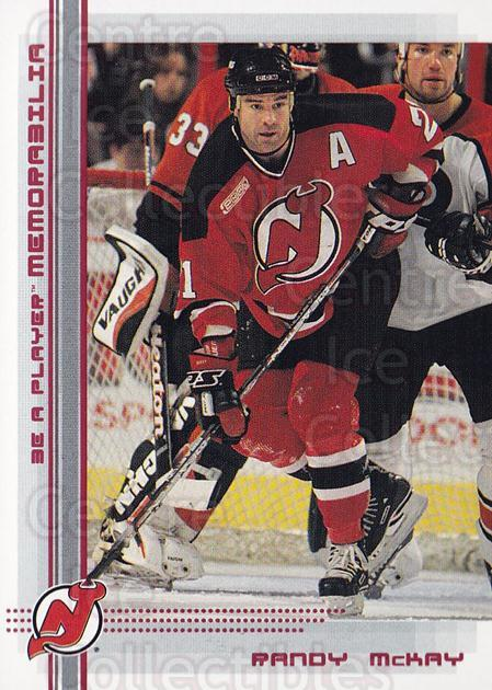 2000-01 BAP Memorabilia Ruby #342 Randy McKay<br/>2 In Stock - $3.00 each - <a href=https://centericecollectibles.foxycart.com/cart?name=2000-01%20BAP%20Memorabilia%20Ruby%20%23342%20Randy%20McKay...&quantity_max=2&price=$3.00&code=410717 class=foxycart> Buy it now! </a>