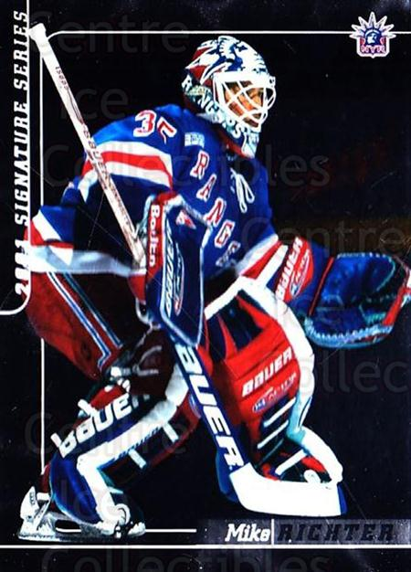 2000-01 BAP Signature Series #165 Mike Richter<br/>2 In Stock - $1.00 each - <a href=https://centericecollectibles.foxycart.com/cart?name=2000-01%20BAP%20Signature%20Series%20%23165%20Mike%20Richter...&quantity_max=2&price=$1.00&code=411342 class=foxycart> Buy it now! </a>
