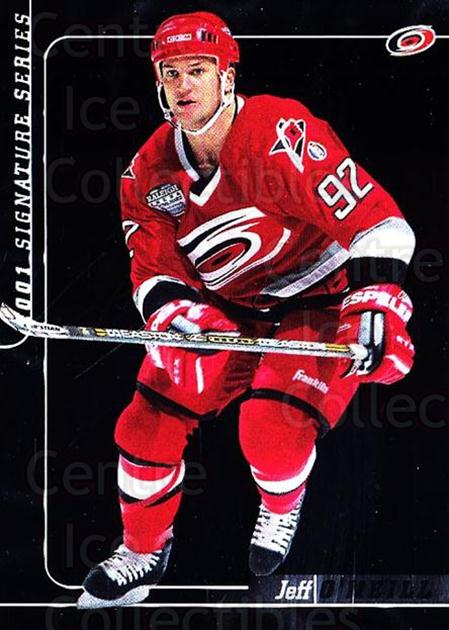 2000-01 BAP Signature Series #229 Jeff O'Neill<br/>6 In Stock - $1.00 each - <a href=https://centericecollectibles.foxycart.com/cart?name=2000-01%20BAP%20Signature%20Series%20%23229%20Jeff%20O'Neill...&quantity_max=6&price=$1.00&code=411406 class=foxycart> Buy it now! </a>