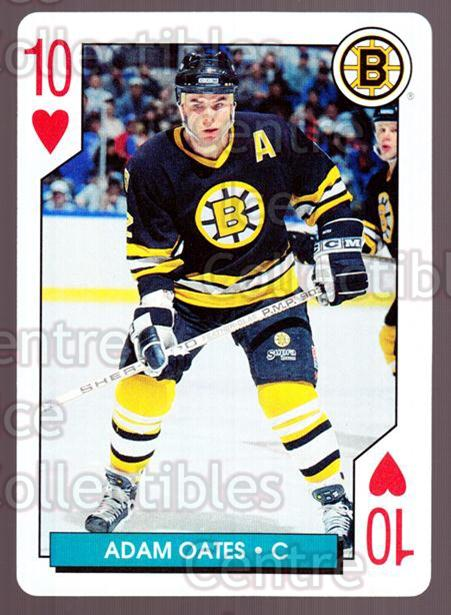 1995-96 NHL Aces Playing Card #23 Adam Oates<br/>10 In Stock - $2.00 each - <a href=https://centericecollectibles.foxycart.com/cart?name=1995-96%20NHL%20Aces%20Playing%20Card%20%2323%20Adam%20Oates...&quantity_max=10&price=$2.00&code=41154 class=foxycart> Buy it now! </a>