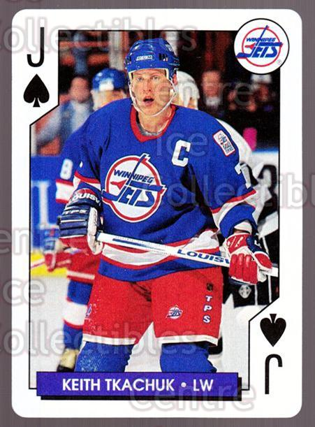 1995-96 NHL Aces Playing Card #50 Keith Tkachuk<br/>7 In Stock - $2.00 each - <a href=https://centericecollectibles.foxycart.com/cart?name=1995-96%20NHL%20Aces%20Playing%20Card%20%2350%20Keith%20Tkachuk...&quantity_max=7&price=$2.00&code=41157 class=foxycart> Buy it now! </a>
