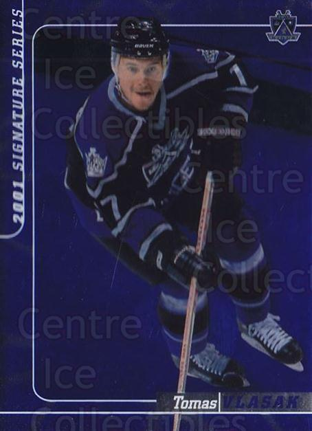 2000-01 BAP Signature Series Sapphire #196 Tomas Vlasak<br/>2 In Stock - $5.00 each - <a href=https://centericecollectibles.foxycart.com/cart?name=2000-01%20BAP%20Signature%20Series%20Sapphire%20%23196%20Tomas%20Vlasak...&quantity_max=2&price=$5.00&code=411785 class=foxycart> Buy it now! </a>