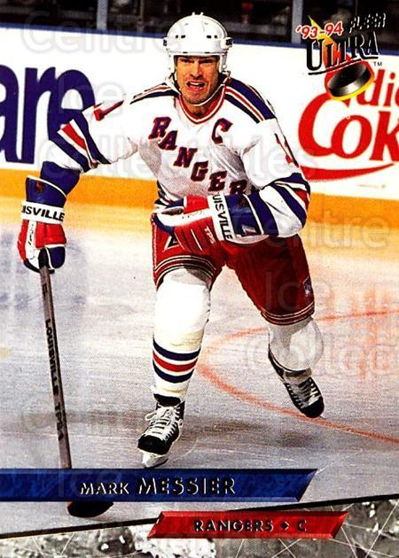 1993-94 Ultra #183 Mark Messier<br/>5 In Stock - $1.00 each - <a href=https://centericecollectibles.foxycart.com/cart?name=1993-94%20Ultra%20%23183%20Mark%20Messier...&quantity_max=5&price=$1.00&code=4117 class=foxycart> Buy it now! </a>