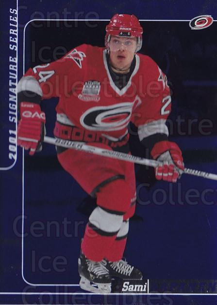 2000-01 BAP Signature Series Sapphire #225 Sami Kapanen<br/>2 In Stock - $5.00 each - <a href=https://centericecollectibles.foxycart.com/cart?name=2000-01%20BAP%20Signature%20Series%20Sapphire%20%23225%20Sami%20Kapanen...&quantity_max=2&price=$5.00&code=411814 class=foxycart> Buy it now! </a>