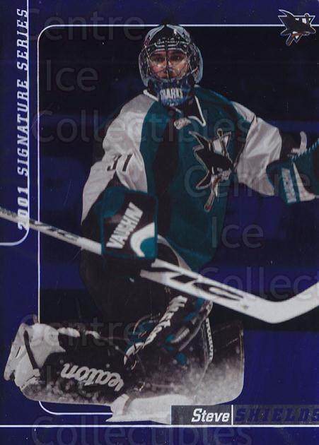 2000-01 BAP Signature Series Sapphire #250 Steve Shields<br/>2 In Stock - $5.00 each - <a href=https://centericecollectibles.foxycart.com/cart?name=2000-01%20BAP%20Signature%20Series%20Sapphire%20%23250%20Steve%20Shields...&quantity_max=2&price=$5.00&code=411839 class=foxycart> Buy it now! </a>