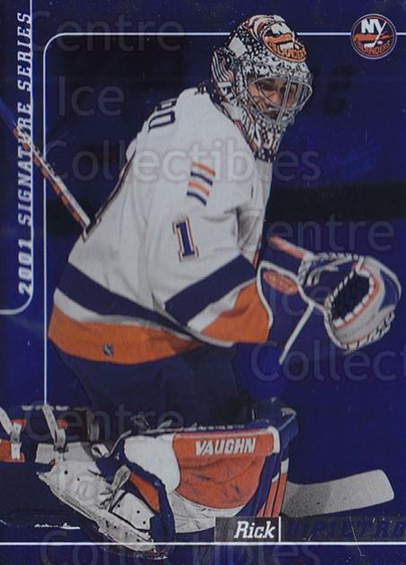 2000-01 BAP Signature Series Sapphire #296 Rick DiPietro<br/>2 In Stock - $10.00 each - <a href=https://centericecollectibles.foxycart.com/cart?name=2000-01%20BAP%20Signature%20Series%20Sapphire%20%23296%20Rick%20DiPietro...&quantity_max=2&price=$10.00&code=411885 class=foxycart> Buy it now! </a>