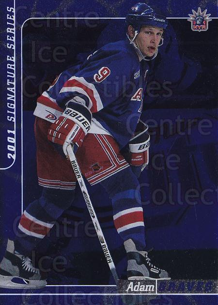 2000-01 BAP Signature Series Sapphire #37 Adam Graves<br/>1 In Stock - $5.00 each - <a href=https://centericecollectibles.foxycart.com/cart?name=2000-01%20BAP%20Signature%20Series%20Sapphire%20%2337%20Adam%20Graves...&quantity_max=1&price=$5.00&code=411926 class=foxycart> Buy it now! </a>