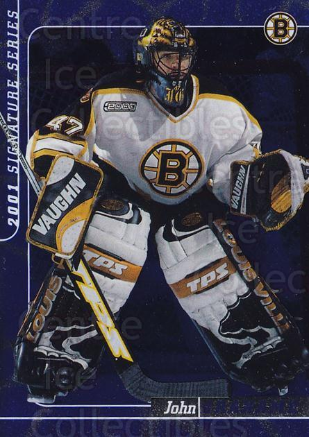 2000-01 BAP Signature Series Sapphire #67 John Grahame<br/>2 In Stock - $5.00 each - <a href=https://centericecollectibles.foxycart.com/cart?name=2000-01%20BAP%20Signature%20Series%20Sapphire%20%2367%20John%20Grahame...&quantity_max=2&price=$5.00&code=411956 class=foxycart> Buy it now! </a>
